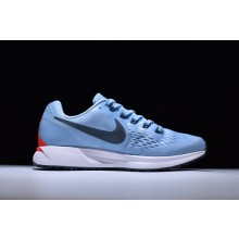 Nike Air Zoom Pegasus 34 Blue Orange