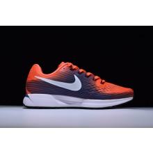 Nike Air Zoom Pegasus 34 Bright Orange Dark Blue