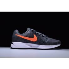 Nike Air Zoom Pegasus 34 Grey Orange
