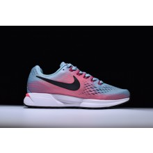 Nike Air Zoom Pegasus 34 Pink Blue