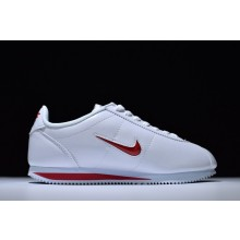 Nike Cortez Basic Jewel White Red