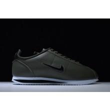 Nike Cortez Basic Jewel Army Green