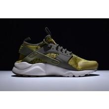 Nike Huarache Ultra Olive Green