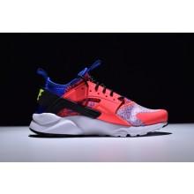 Nike Huarache Ultra Pink White Blue