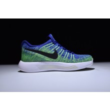 Nike LunarEpic Flyknit 2 Blue Green