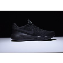Nike LunarEpic Flyknit 2 Full Black