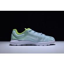 Nike Mayfly Lite SE Blue Fluorescent Green