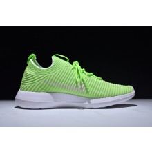 Nike Roshe Run Flyknit V2 Light Green