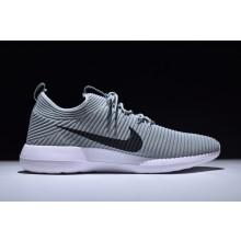 Nike Roshe Run Flyknit V2 Grey Black