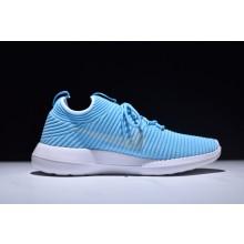Nike Roshe Run Flyknit V2 Light Blue