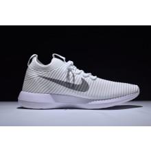Nike Roshe Run Flyknit V2 White