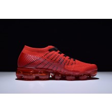 Nike VaporMax Flyknit Red