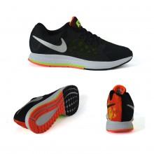 Nike Zoom Pegasus 31 Black Anthracite Volt Reflect Silver