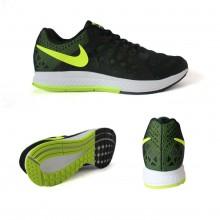 Nike Zoom Pegasus 31 Black Fluorescence Green