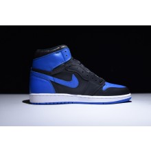 Nike Air Jordan 1 Retro High OG Black/ Varsity Royal/ White