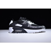 Nike Air Max 90 Ultra Flyknit 2.0 Black White