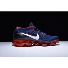 Nike Air VaporMax Steam Blue Red