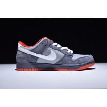 Nike Dunk Low Pro SB Grey White