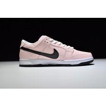 Nike Dunk Low Pro SB Pink Black