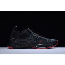 Puma Ignite Evoknit Black Red