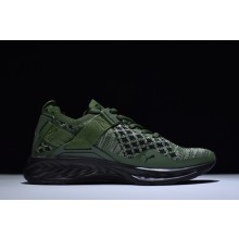 Puma Ignite Evoknit Green Black