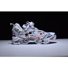 Reebok Instapump Fury Vettel Vetements