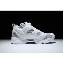 Reebok InstaPump Fury White Knitting