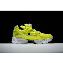 Reebok InstaPump Fury Yellow White