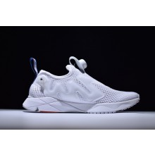 Reebok Pump Supreme Engine White Red Blue