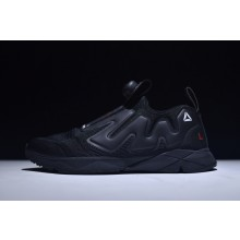 Reebok Pump Supreme Vetements Black